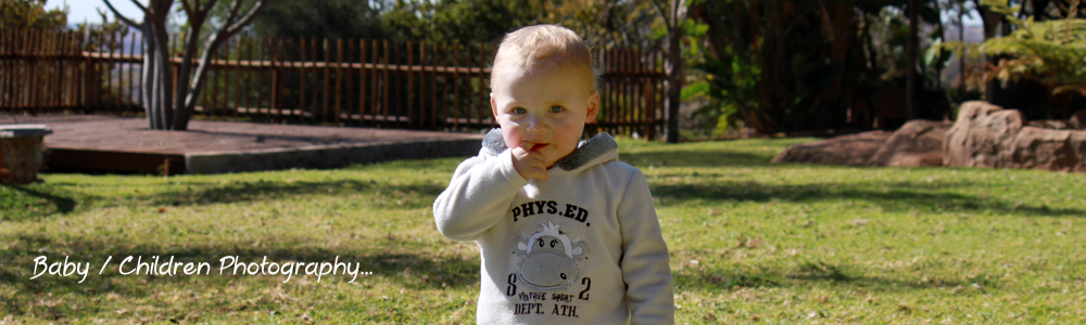 Port Nolloth Baby Photography